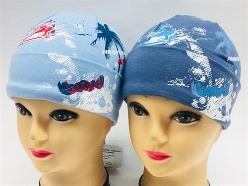 TuTu модель 3-001645 шапка двойной трикотаж (р.50-54) - фото 7809