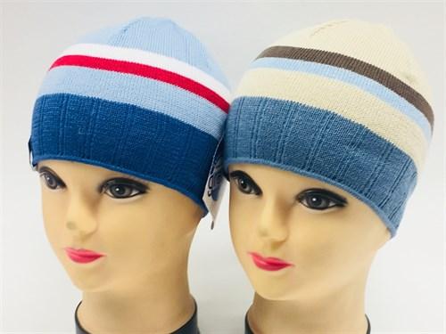 GRANS шапка KB21 одинарн.вязка (р.46-48) - фото 7833