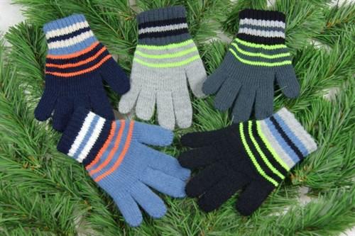margot перчатки KRECIK одинарная вязка (размер 14) - фото 8124