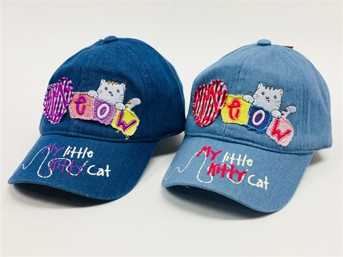 Milli бейсболка My little Kitty cat (р.48-50) - фото 8239