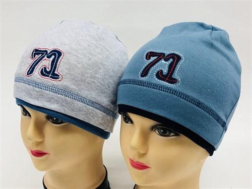 Witmar шапка одинарный трикотаж (р.50-54) - фото 9395