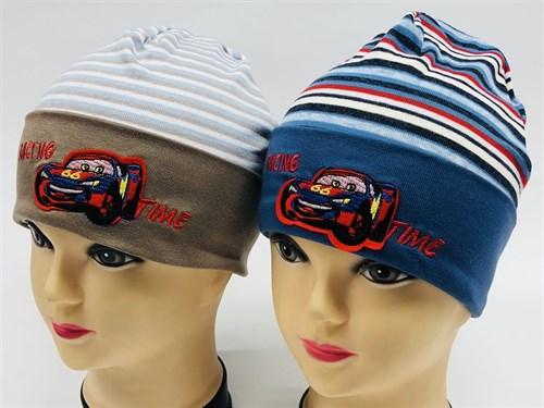 MP шапка трикотаж одиарн. (racing)(р.48-52) - фото 9402