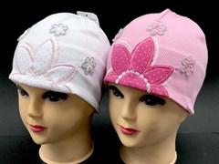 Pro-Han CZ-3299 шапка трикотаж двойн. (р.46-50)