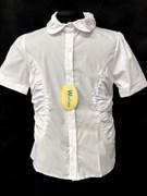 блузка Winigra кор.рукав, белая (рост122-158)