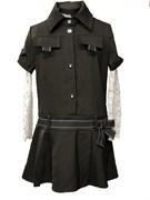 платье черное (р.128-134)