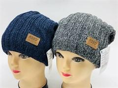 AGBO шапка 1316 DAKAR  подкл.флис (р52-54)