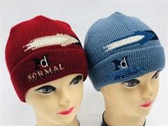 amal шапка одинарная вязка (NORMAL)(р.50-52)