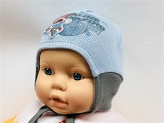 Barbaras модель N 32/S шапка для мальчика (р.46-50)