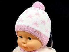 GRANS шапка N 112ST шапка с утеплителем подклад хлопок (р.38-40)