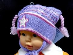 GRANS шапка Kb29 один.вязк. (р.46-48)