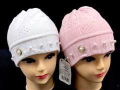 AGBO шапка 137 MARYSIA двойная вязка (р.48-52)