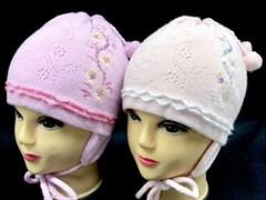 AGBO шапка двойная.вязка (р.50-52)