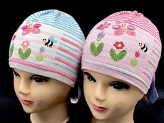 GRANS шапка KB 36 одинарная вязка (р.44-46)