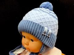 Barbaras модель AP  97/AE ISOSOFT шапка для мальчика (р.44-46)
