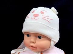 Barbaras модель BH 204/C шапка подклад хлопок (р.38-40)