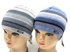 AGBO шапка подкл. флис (р.52-54)