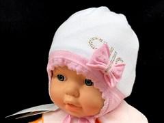Barbaras модель BM 344/0 шапка подкл.хлопок (р.46-48)