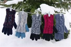 margot перчатки ERIS одинарная вязка (размер 17)