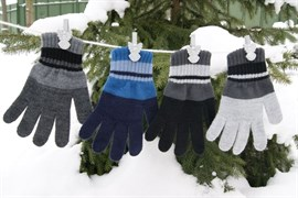 margot перчатки SPRINT одинарная вязка (размер 16)