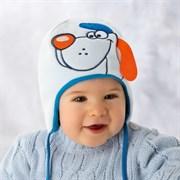 .AJS шапка 36-315 флисовая (р.42,44,46)