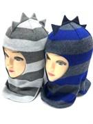 Fenix шлем модель Дино, с утеплителем (р.1,2,4,6года)