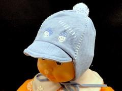 Iltom шапка- кепка хлопок (р.45,48) - желуди