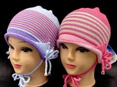 GRANS шапка Ku 68 одинарн.вязка (р.46-48)