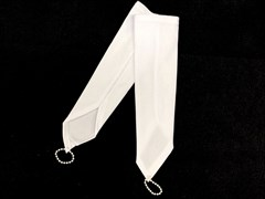 перчатки к нарядным платьям Классика кремовый