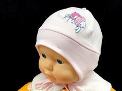 MALAJKA шапка B 874 одинарный трикотаж (р.44)