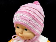 AGBO шапка одинарн.вязка (р.44-46)