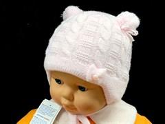 Barbaras модель AP 287/AZ ISOSOFT шапка подкл.хлопок (р.38-40)