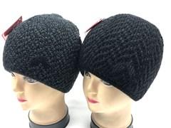 AKAZ шапка двойная вязка (р.54-56)
