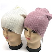 Barbaras модель BU 254/0 шапка одинарная вязка (р.50-52)