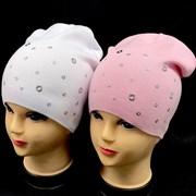 Barbaras модель BU 257/0 шапка одинарная вязка (р.50-52)