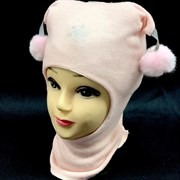 Шлем модель Снежинка подкл.хлопок (р.48/2года)