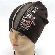 Barbaras модель F 164/0 шапка одинарная вязка (р.50-52)