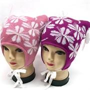 HILLTOP модель С-004 шапка двойная вязка (р.52-54)