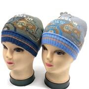ANPA модель L 5 шапка одинарная вязка (р.46-48)