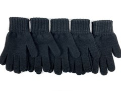 Теплыши перчатки TG-032 одинарная вязка (размер 16)
