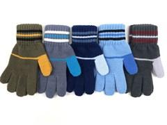 Теплыши перчатки TG-022 одинарная вязка (размер 13)