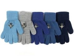Теплыши перчатки TG-039 одинарная вязка (размер 13)