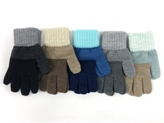 Теплыши перчатки TG-027 одинарная вязка (размер 13)