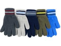 Теплыши перчатки TG-044 одинарная вязка (размер 14)