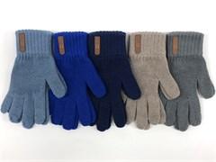 Теплыши перчатки TG-024 одинарная вязка (размер 14)