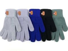 Теплыши перчатки TG-021одинарная вязка (размер 15)