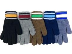 Теплыши перчатки TG-037 одинарная вязка (размер 15)