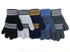 Теплыши перчатки TG-005 одинарная вязка (размер 16)