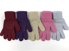Теплыши перчатки TG-152 одинарная вязка (размер 15)