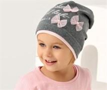 .AJS шапка 38-065 одинарн.трикотаж (р.52-54)