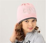 .AJS шапка 38-103 одинарн.вязка (р.50-52)